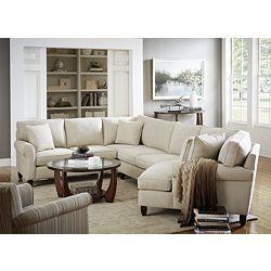 Living Rooms Corey Sectional Living Rooms Havertys Furniture