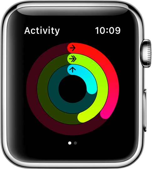How to use the Apple Watch Activity app