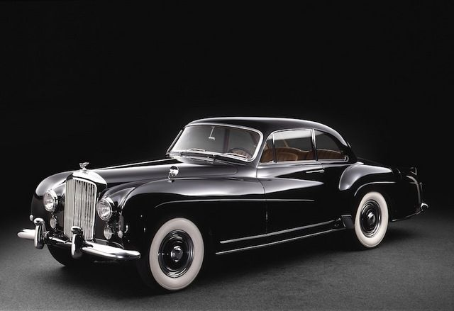 1955 Bentley R Type Continental Coupe Maintenance Restoration Of
