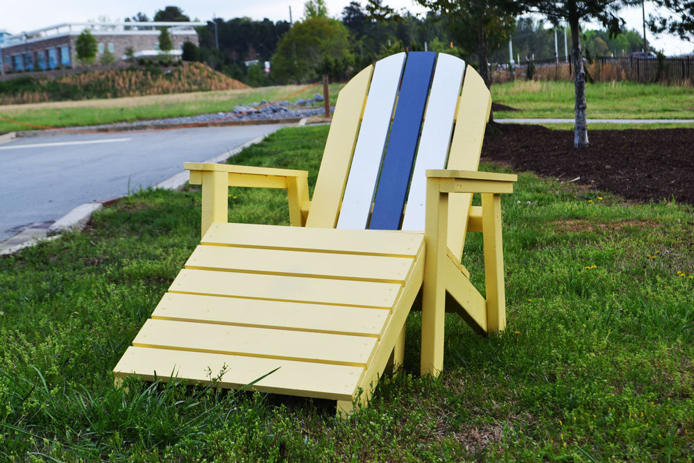 2x4 Adirondack Chair Plans (Ana's Favorite) | Ana White #anawhite