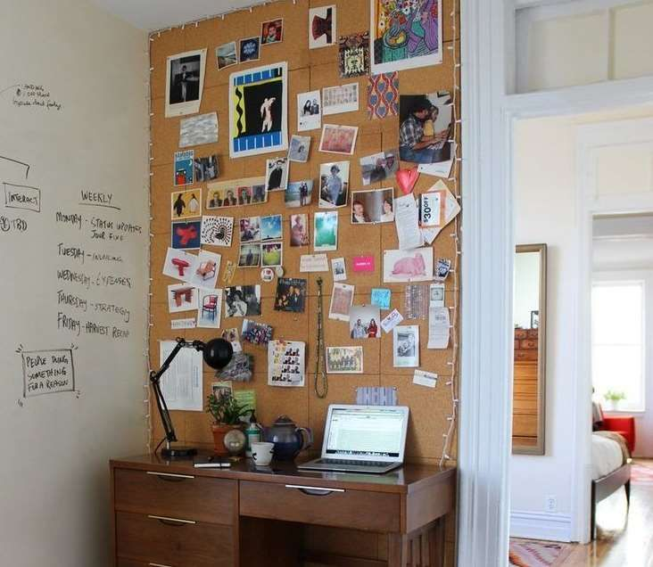 19 Ingeniously Smart Cork Board Ideas For Your Home Cork Board