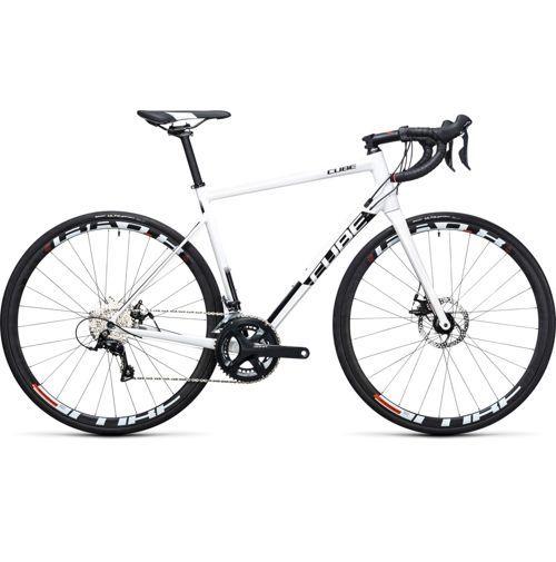 Cube Attain Pro Disc Road Bike 2017 Road Bike Bike Online Bike