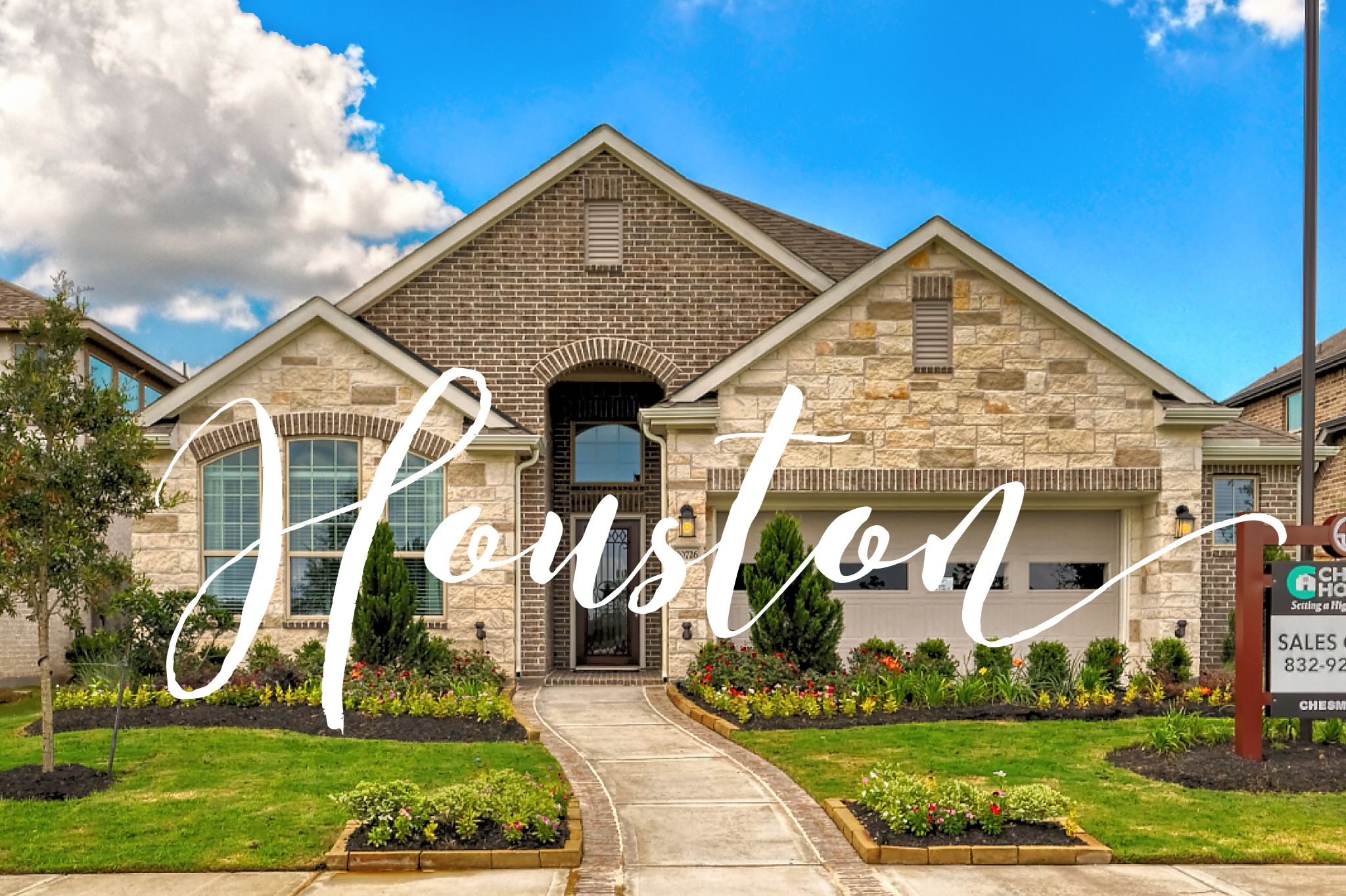 Chesmar homes in houston home construction new home