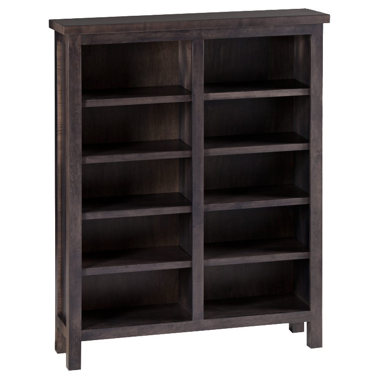Hotzon Furniture Split Manhattan Bookcase Comes With 8