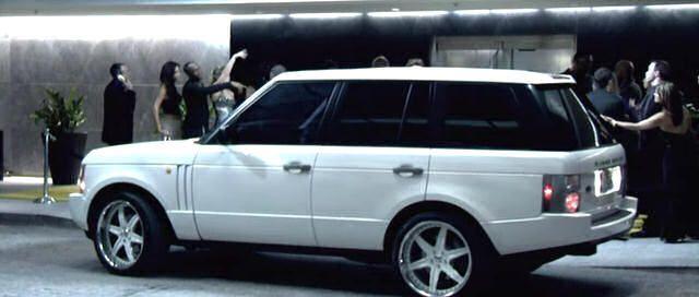 Land Rover Range Rover In Miami Vice Range Rover Hse Land Rover Range Rover