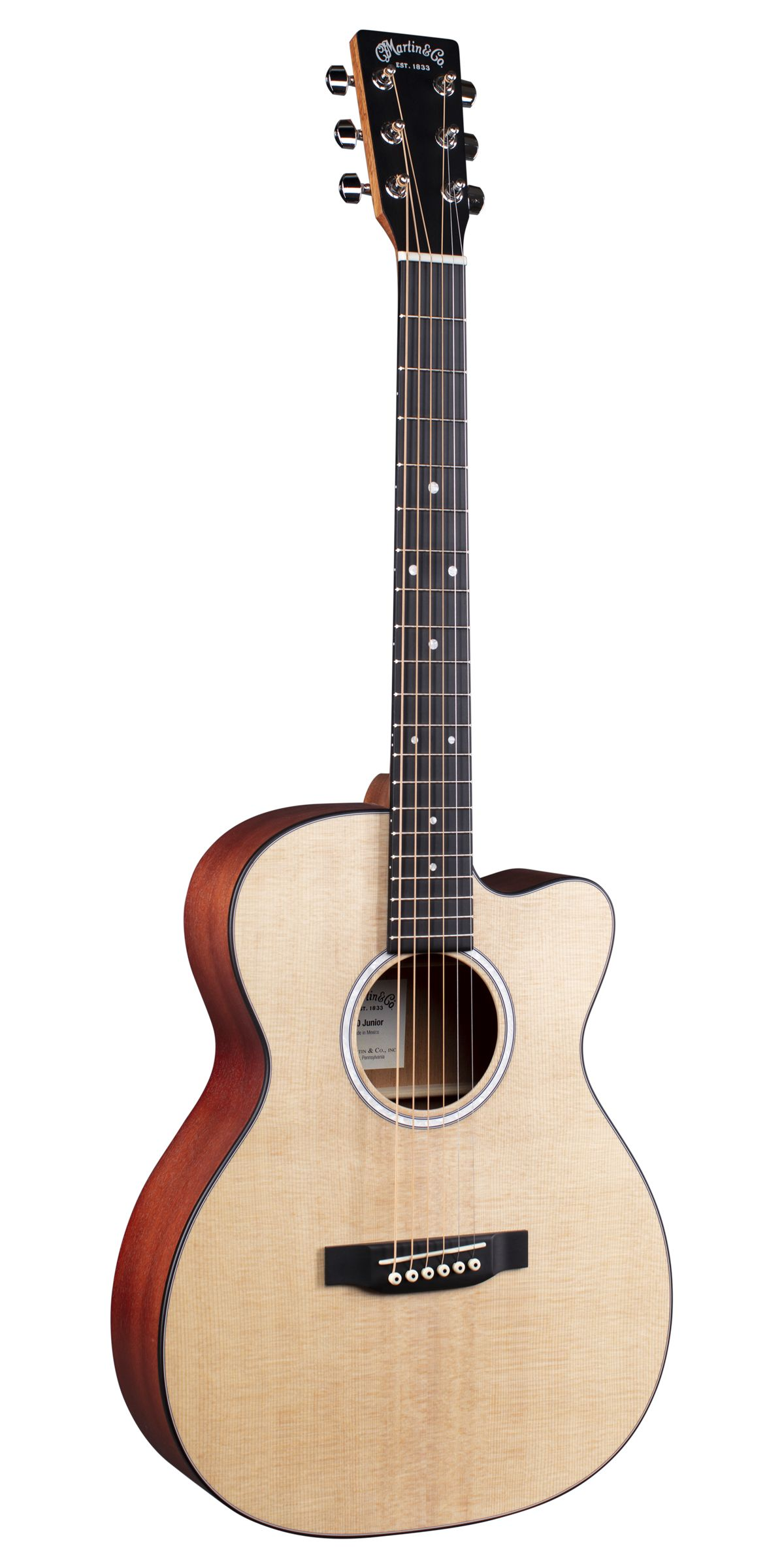 Product Review Martin 000cjr 10e Acoustic Electric Guitar Guitar Girl Magazine Martin Guitar Acoustic Electric Guitar Acoustic Electric