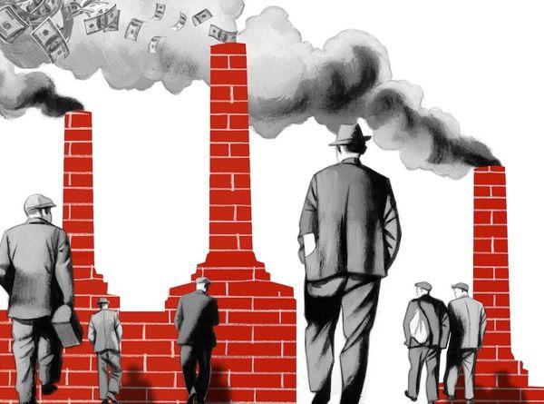 Stunning Spanish Illustrations For The Communist Manifesto Illustration Illustration Art Graphic Design Illustration