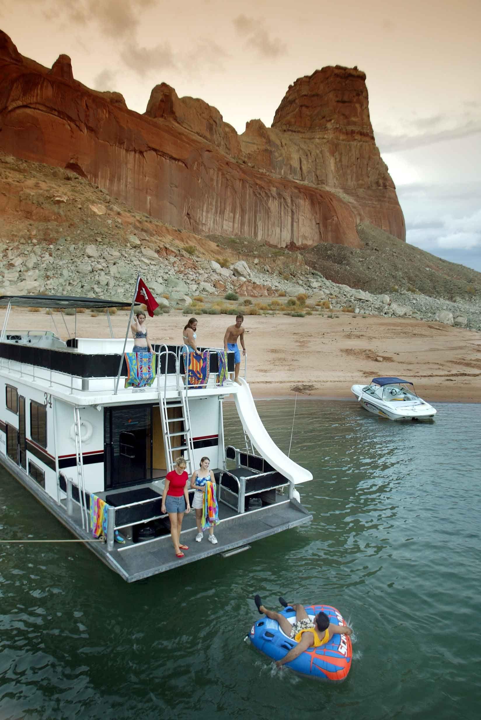 Pin By Lake Powell Resorts And Marinas On Houseboating At