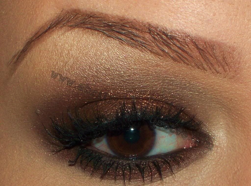 Chocolate Brown Smokey Eyes ~ A Brilliant Brunette | I <3 Makeup ...