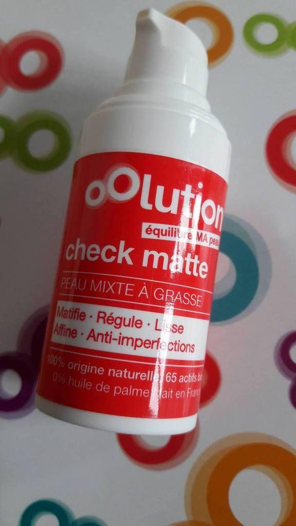 Check Matte par Oolution