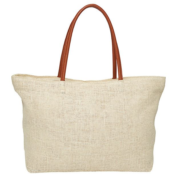 Paper Straw Beach Bag - Natural | Target Australia | DIY Gift ...