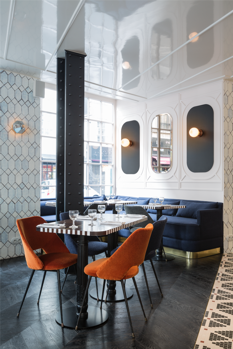 Bar Design Pour Maison where to stay in paris: hotel panache designeddorothée