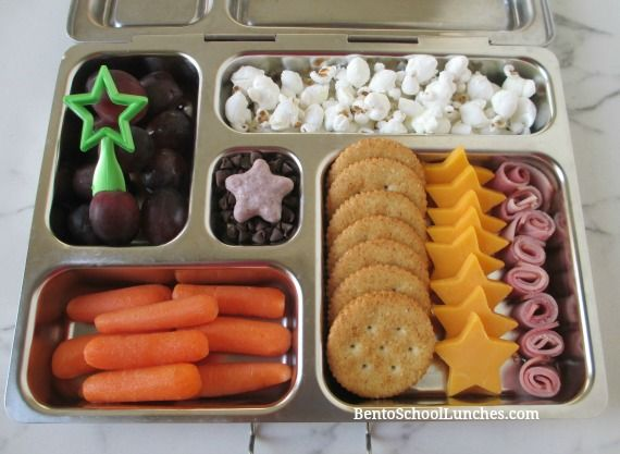 Star Themed Lunches Bento School Lunches My Site