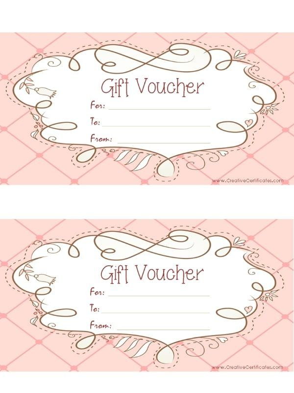 Pure Romance Gift Certificate Free Gift Certificate Template Gift Card Template Free Printable Gift Certificates