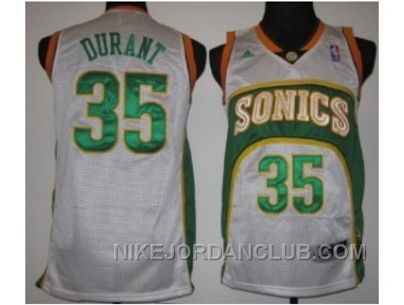 f8f380f02 ... sweden buy nba seattle supersonics kevin durant white swingman jerseys  from reliable nba seattle supersonics kevin ...