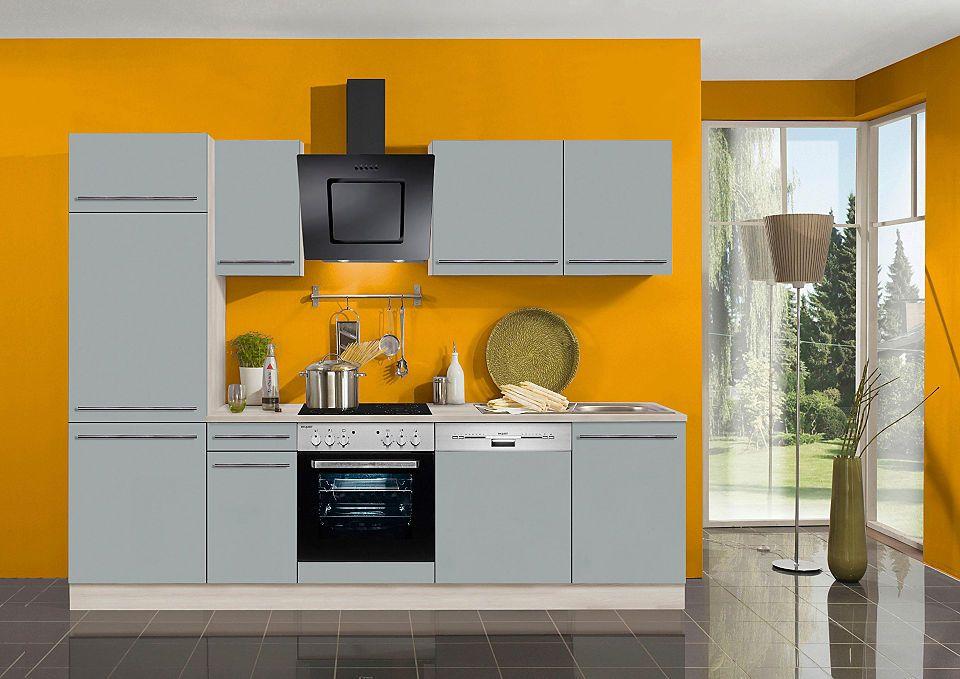 Optifit Küchenzeile ohne E-Geräte »Bern«, Breite 270 cm Jetzt - küchenzeilen ohne geräte