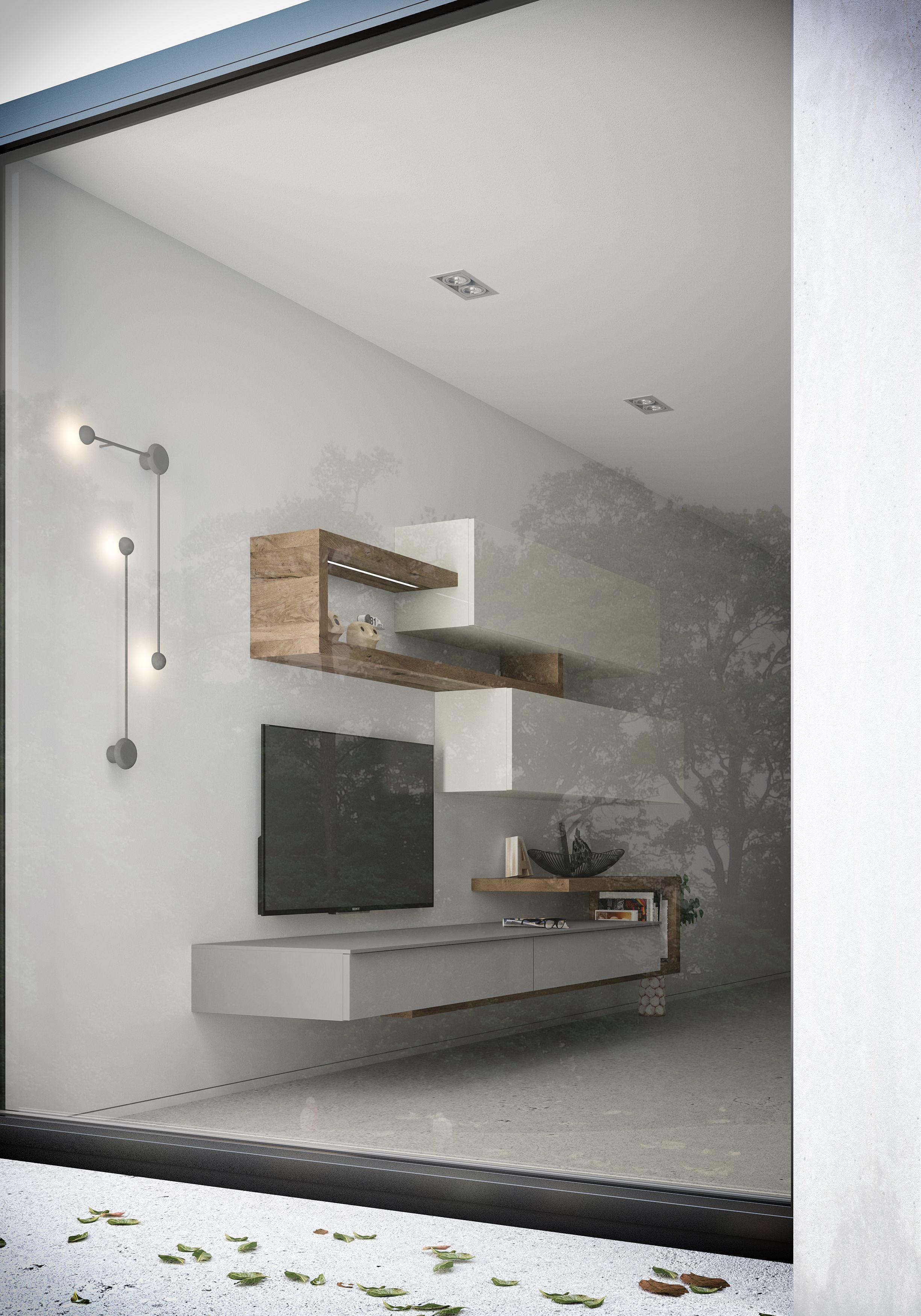 Pin di Davide Cannati su Home | Arredamento salotto design ...