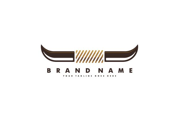 Logo for sale: Bull Horns Logo   Bull   Pinterest   Horns, Logos ...