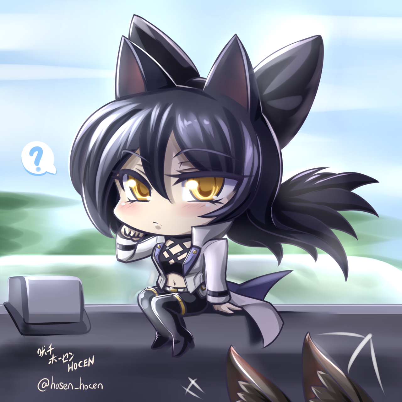 Pin by Trey on rwby Rwby, Rwby fanart, Chibi