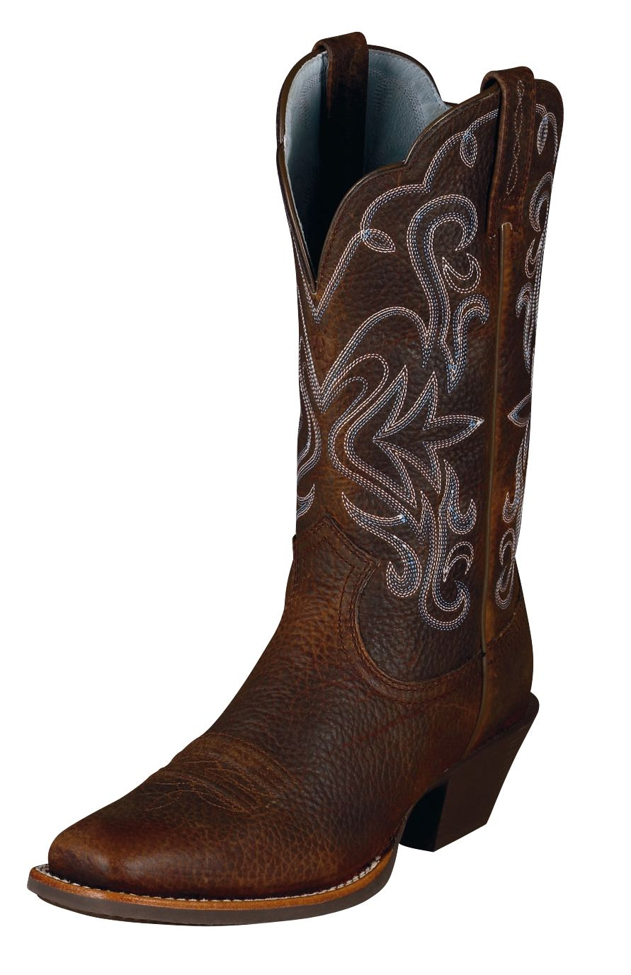 8c7fcc5a095 Ariat Womens Legend Cowgirl Boots - Item # 20033 - 11
