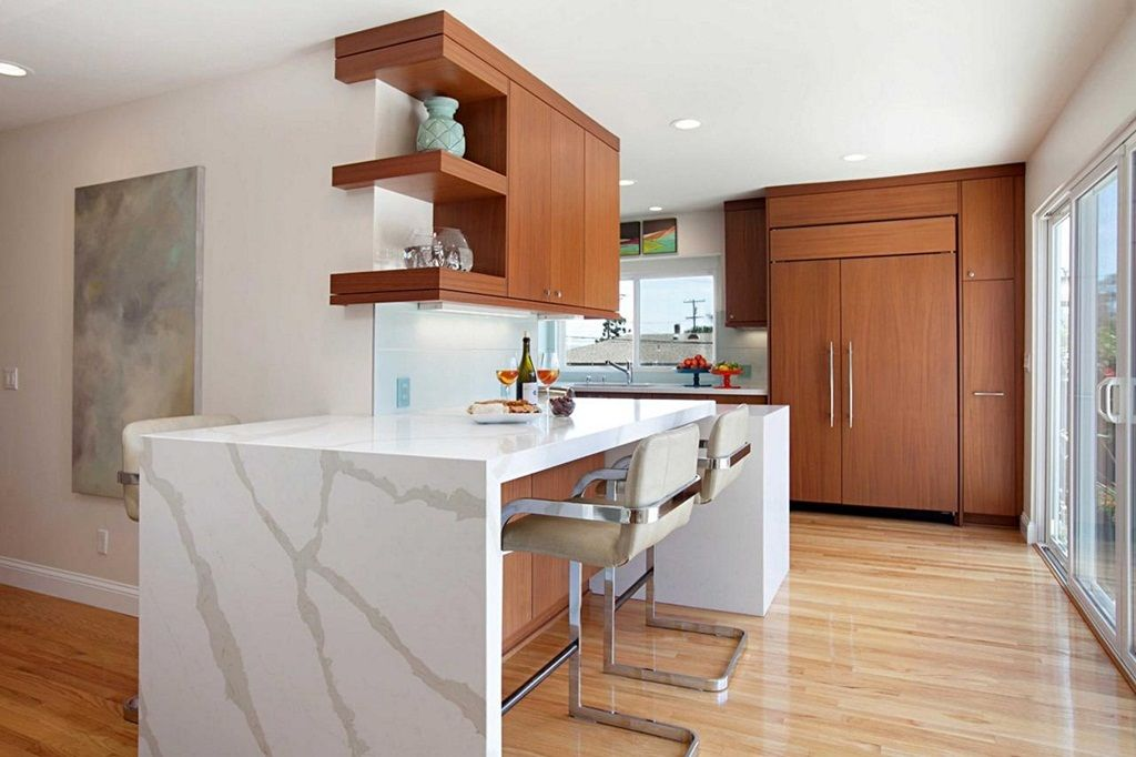 Mid-Century Modern Design Ideas for Small Kitchens \u2013 Warmth and