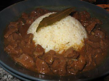 Photo of Super tender beef goulash from the oven – recipe