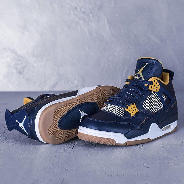 Jimmy Jazz On Instagram Drop Alert Airjordan Retro 4 Dunk From Above Drops Today At 10am Et Jjgotem Sneakerheads Air Jordans Sneaker Head Sneakers Nike