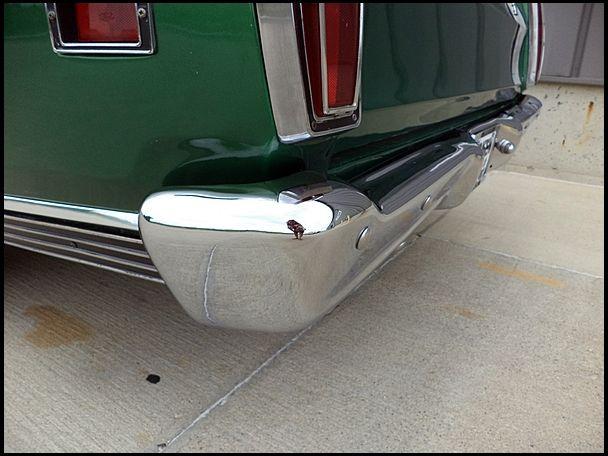1971 Ford Ranchero GT 351 CI, Automatic, Factory Air presented as lot F20 at Kansas City, MO 2012 - image8