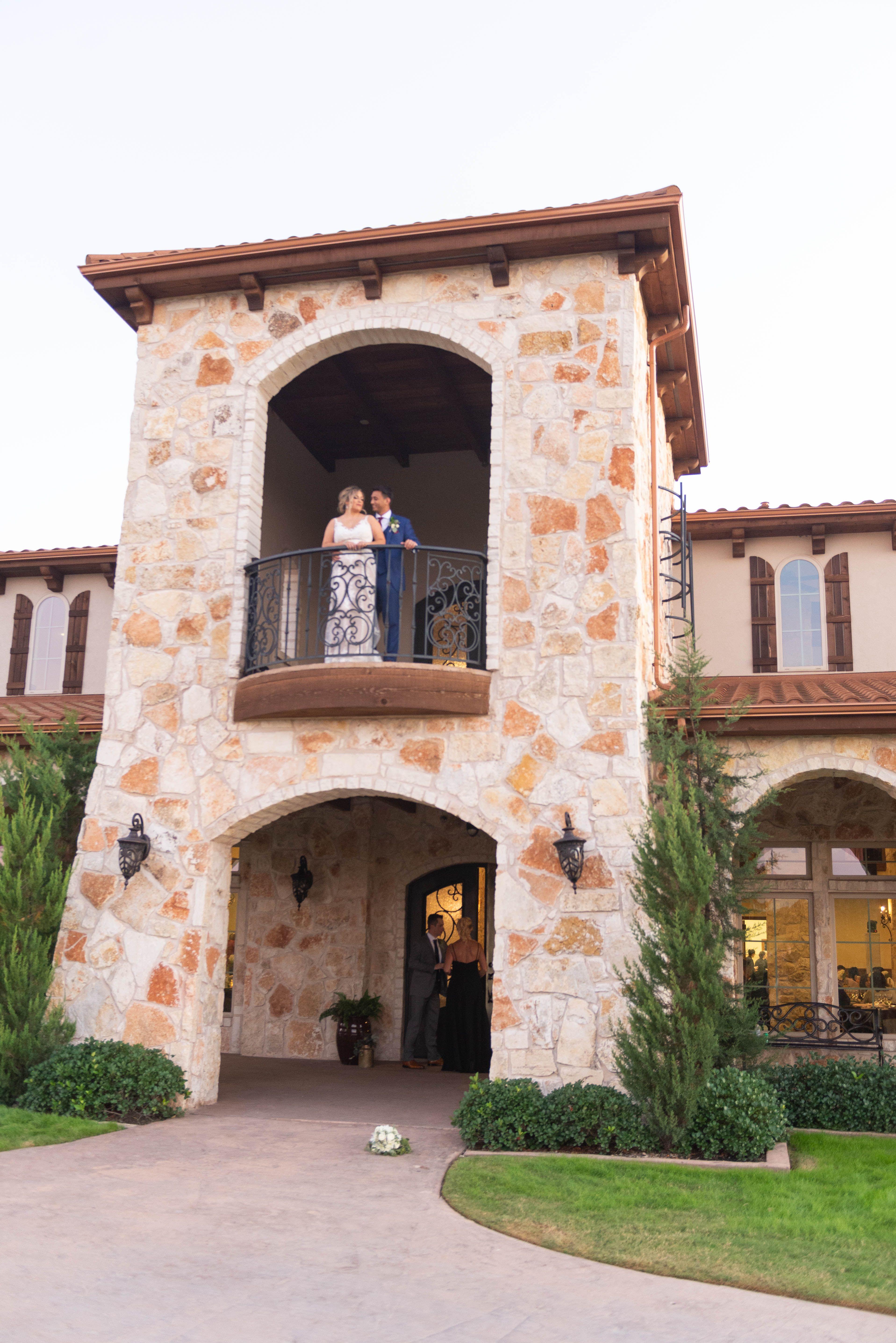 Tuscany Hill Wedding Ceremony & Reception Hall