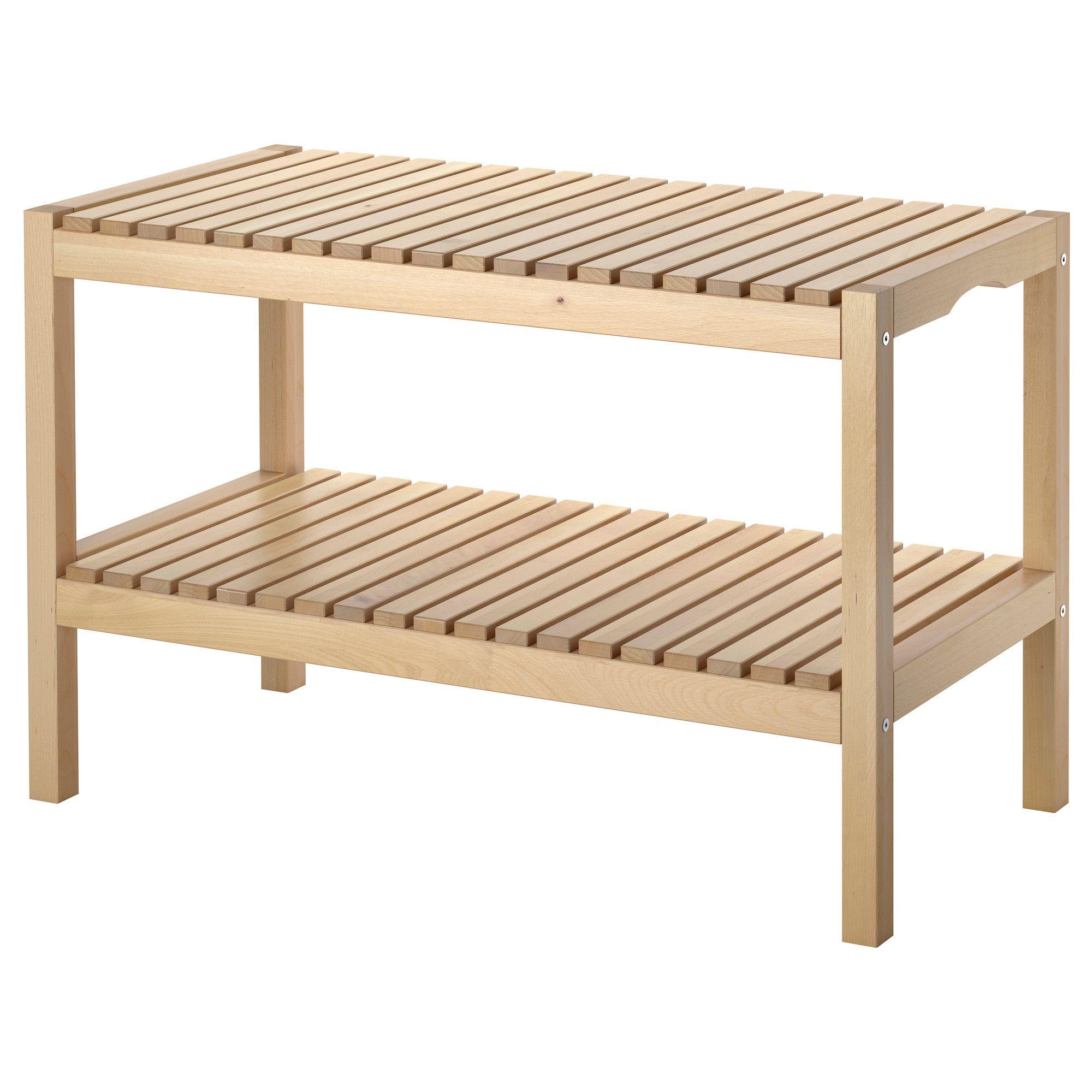 teak vanity stool ikea with storage base for home furniture ideas ...