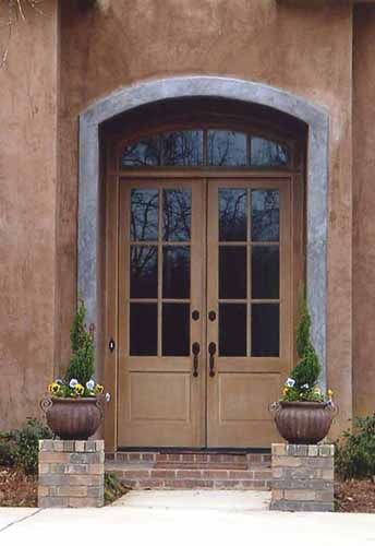 Doors By Design - Wood- Divided Lite Doors. image number 14 of exterior door transoms ... & Exterior Door Transoms u0026 Exterior French Doors With Sidelights And ... pezcame.com