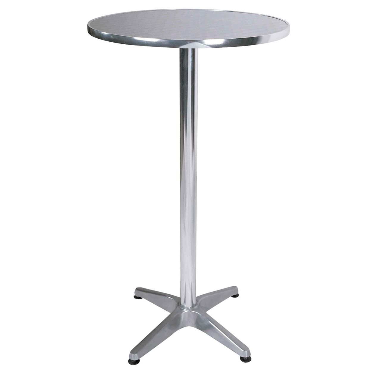 tall-round-bar-table-made-of-stainless-steel-with-round-eased-edge ...