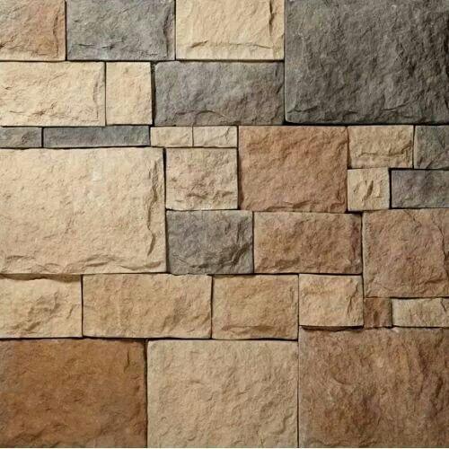 Piedra para revestimientos de muros arq mexicana - Revestimiento de paredes imitacion piedra ...