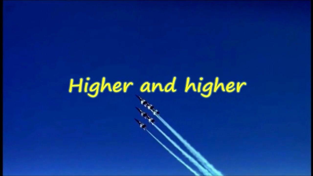 Van Halen Dreams Lyrics Onscreen Over Video Blue Angels In 2020 Van Halen Lyrics Music Lovers Van Halen