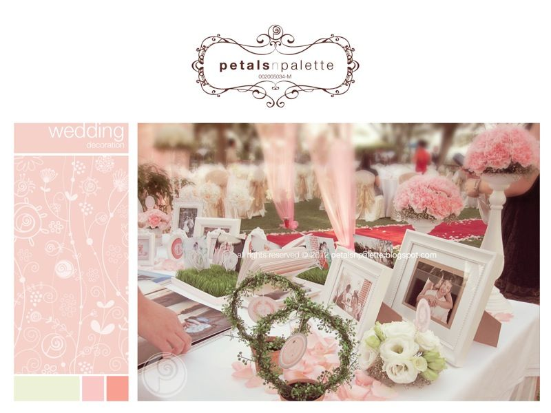 Wedding / Event Decoration - Wedding Decoration Malaysia - Floral Design & Event Styling