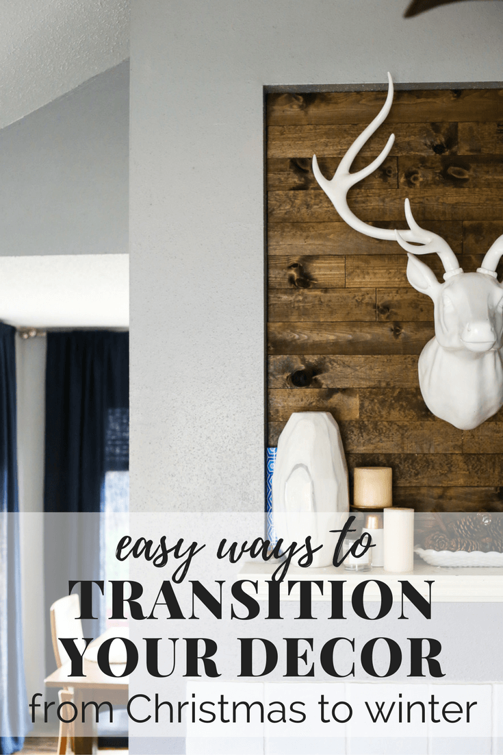 Tips, tricks, and ideas for easily transitioning your decor from ...