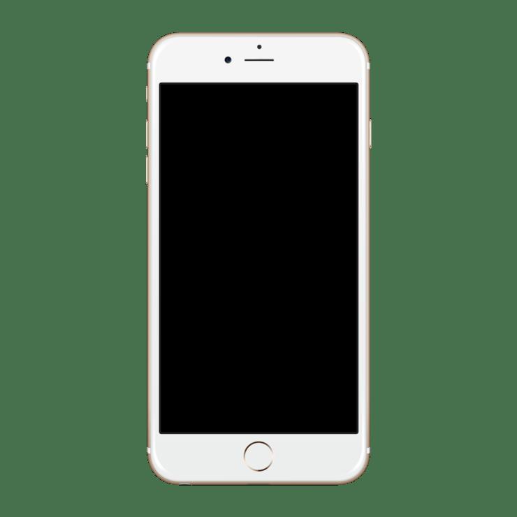 Transparent Iphone PNG Image download number: #22588 ...