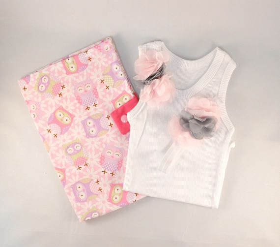 Baby gift set pink owls nappy wallet diaper wallet flower baby gift set pink owls nappy wallet diaper wallet flower singlet flower headband floral headpiece matching set baby girl gift negle Gallery