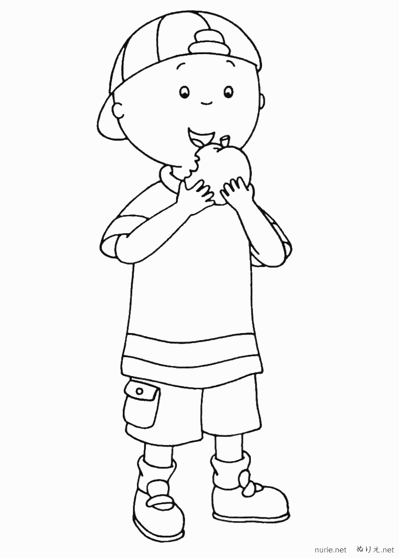 caillou-nurie-004 - caillou-nurie-004.png | Educational | Pinterest ...