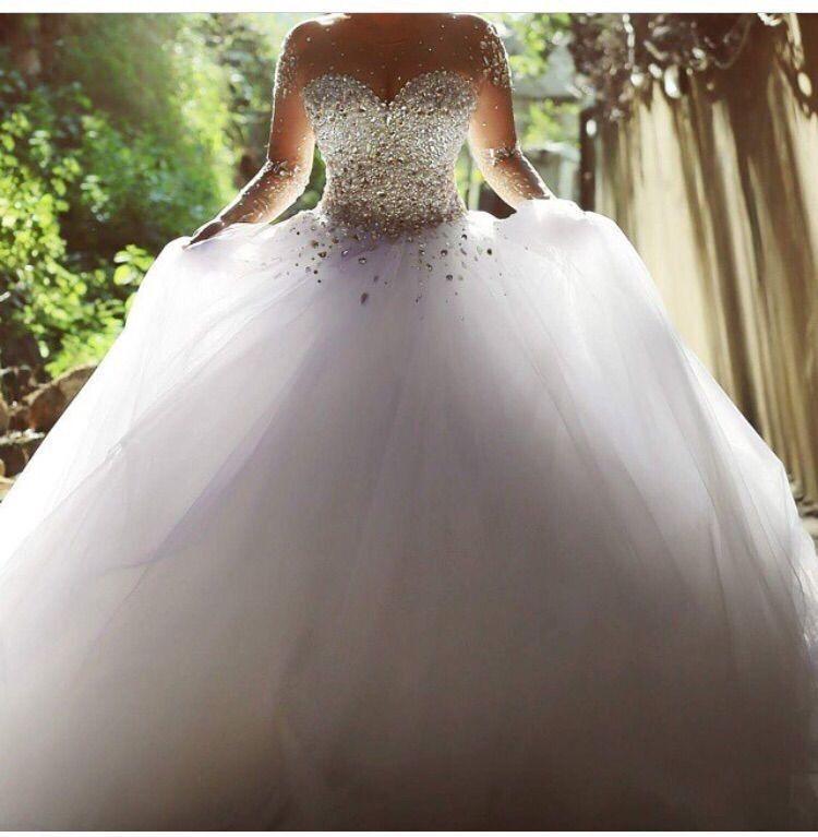 2016 Said Arabian Design Illussion Jewel Beaded Bling Bling Pearls ...