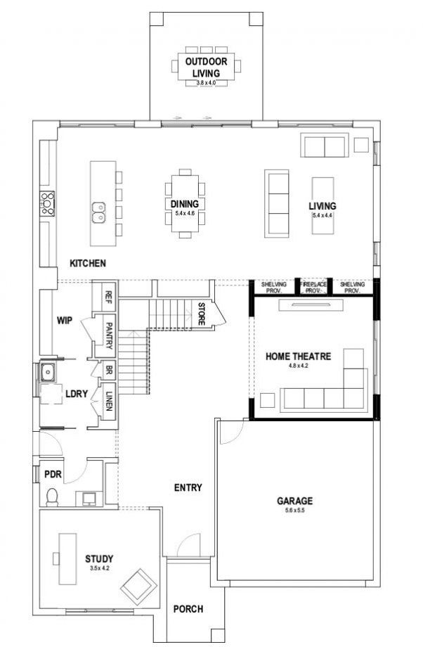 Two story house plans enigma mojo homes my future home pinterest story house house and bedrooms