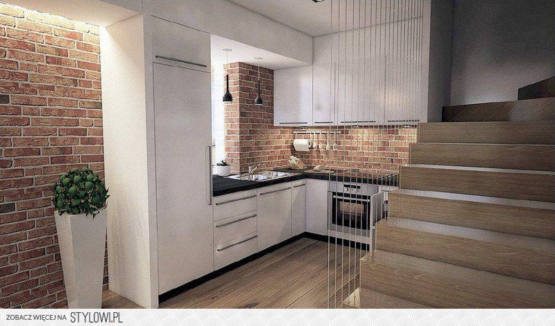 Cegla W Kuchni Na Stylowi Pl Home Decor Home Decor