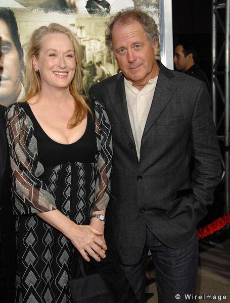Meryl Streep and Don Gummer | FAMOUS COUPLES | Pinterest ...