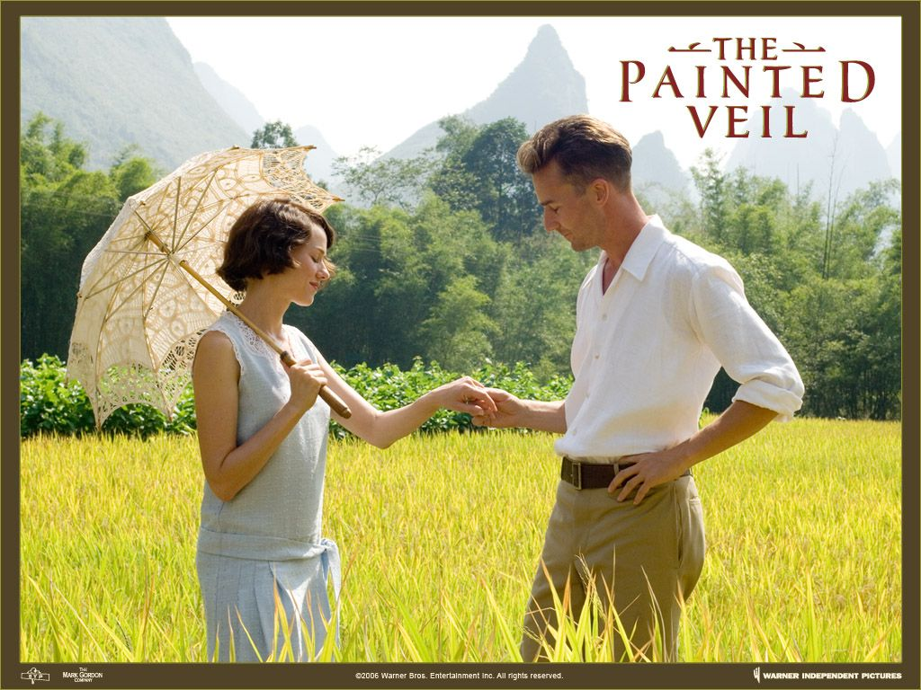 Edward Norton Wallpaper The Painted Veil The Painted Veil Movies Somerset Maugham