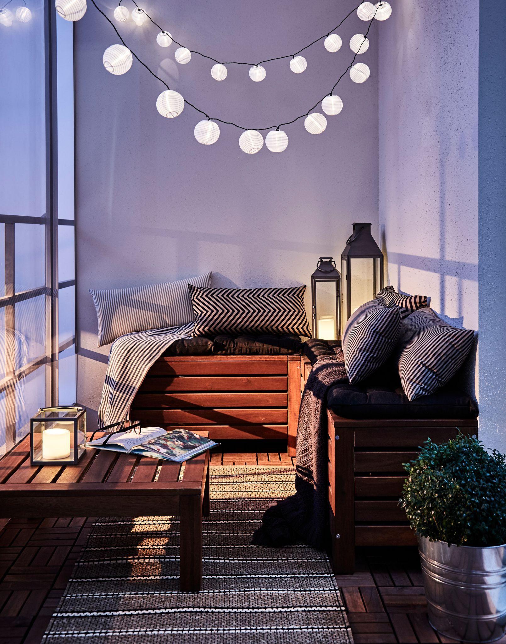 Photo De Galerie Exterieur tapis extérieur pour terrasse et jardin | deco balcon, idee