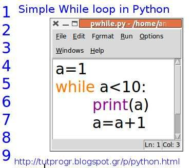 how to end while loop python