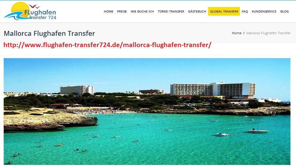 Flughafentransfer Malaga