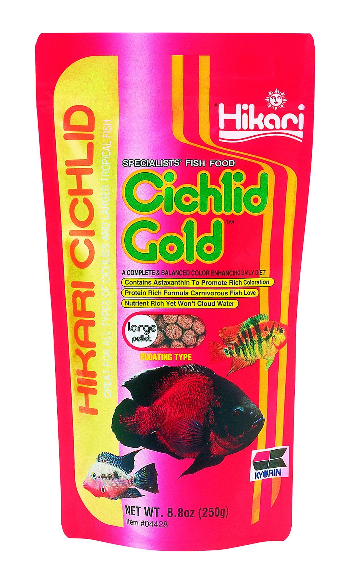 CICHLID GOLD | Products | Pinterest | Products