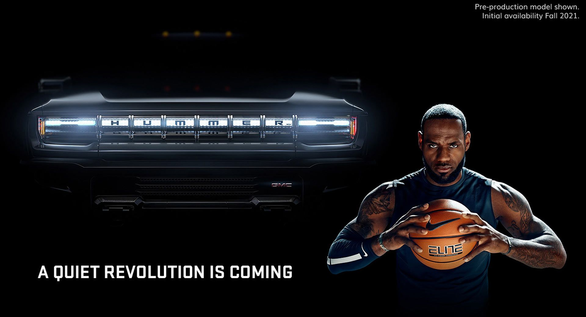 Hummer Is Back With A New Super Bowl Commercial Featuring Lebron James Commercials Gmc Hummer Hummervideos Superbowl Truck In 2020 Hummer Super Bowl Lebron James