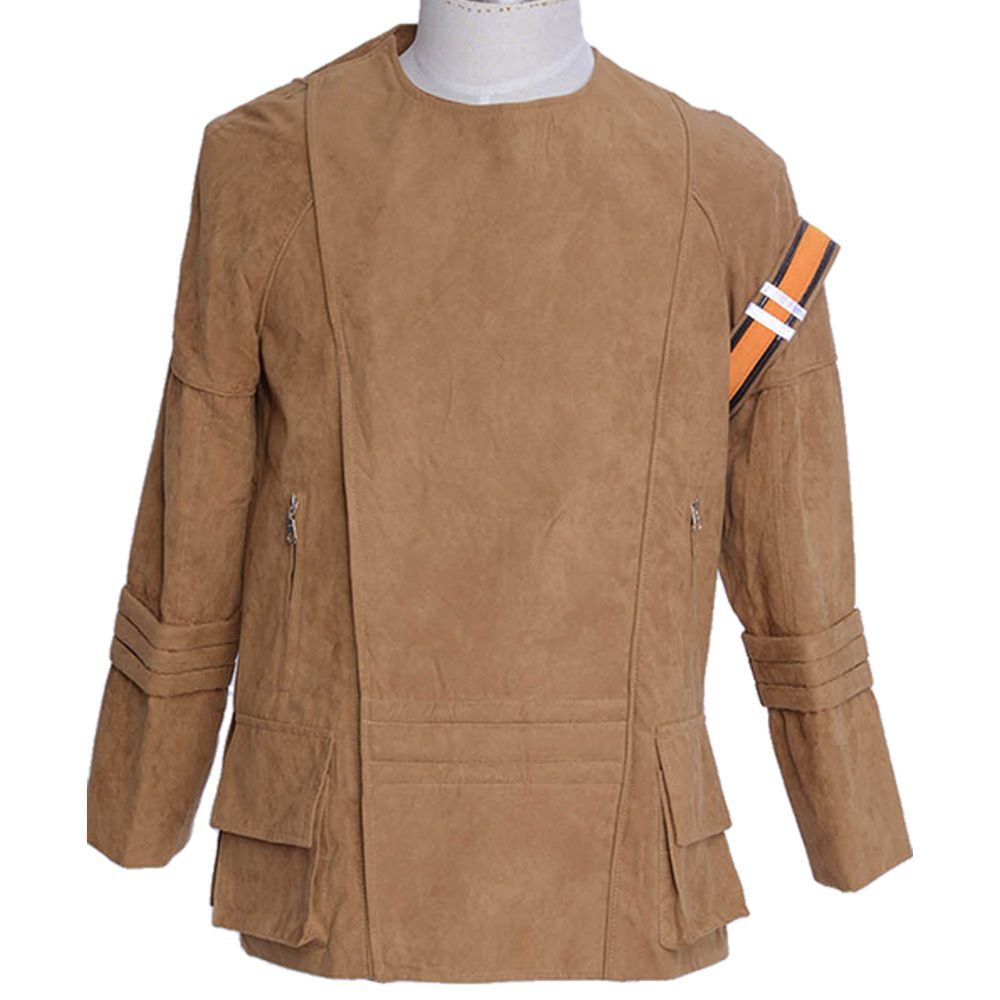 Halloween Costume Star Trek The Motion Picture Spock Kirk Brown Suede Jacket…